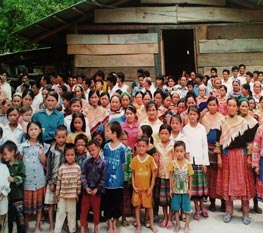 400 New Churches Established in Vietnam